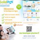 http://www.ma-boutique-piscine.fr : SolidPOOL Fabricant de piscines TOUT POUR L'EAU, équipementier piscine : Vente de matériel de construction, rénovation et entretien de vos piscines