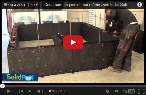 Construire sa piscine en kit