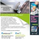 Promotion sur les volets pour piscine Hors-Sol First dans les magasins de Lyon et Saint-Savin du 13/05 au 19/06/2014 avec Tout Pour L'Eau®