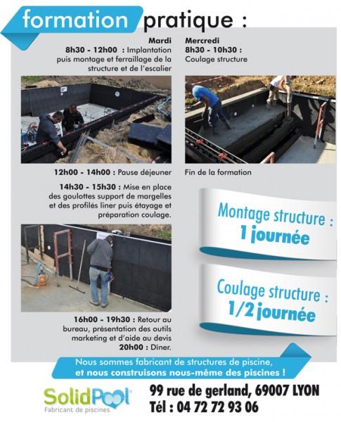 formation construction piscine, découvrez nos journées de formation sur www.solidpool-pro.fr