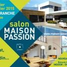 """Salon de l'habitat """"MAISON PASSION"""" de Villefranche-sur-Saône du 07/02/2014 au 10/02/2014 à ParcExpo"""