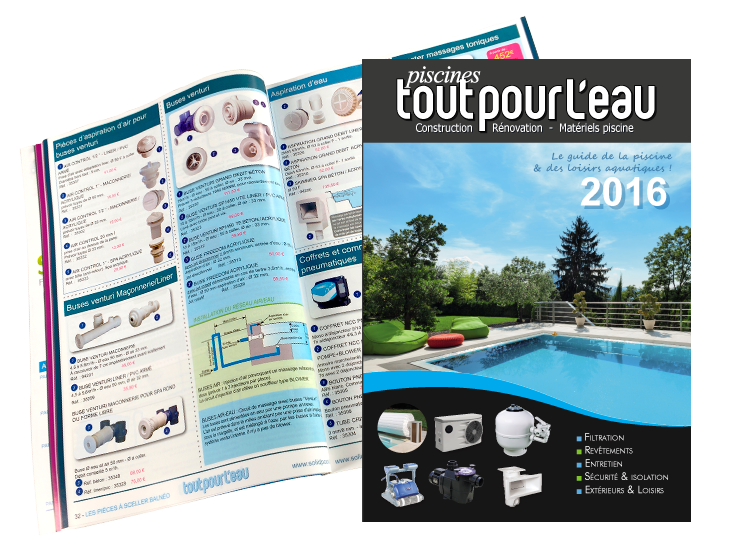 Visuel catalogue Solidpool2015